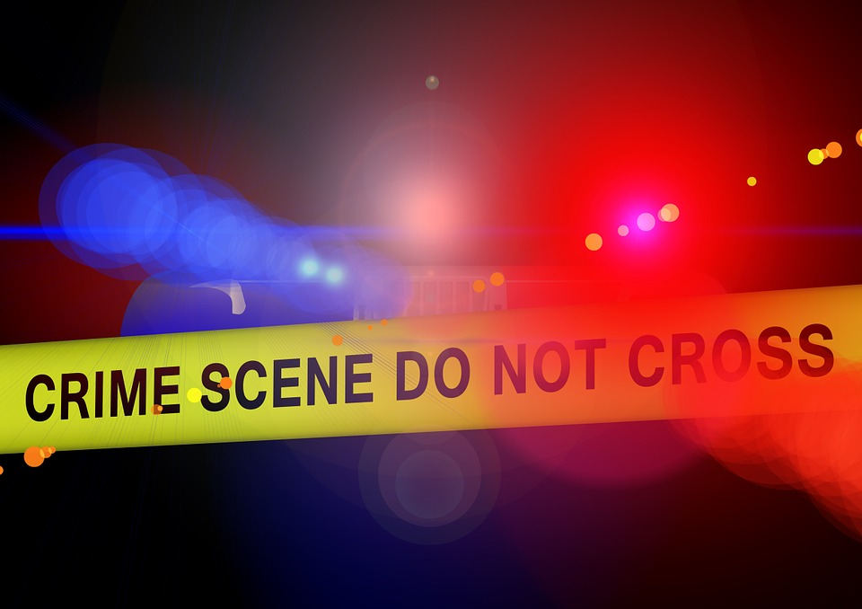 crime scene pix
