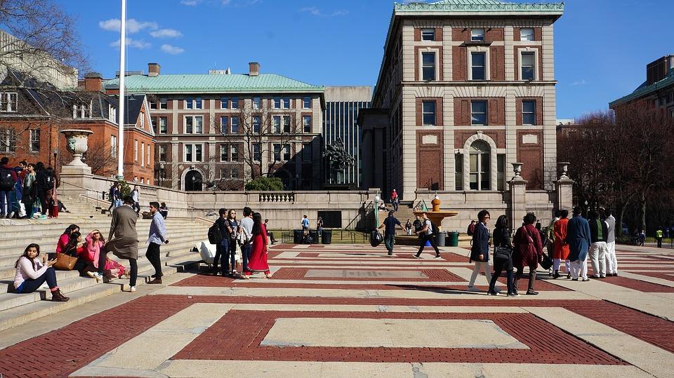 college campus pix