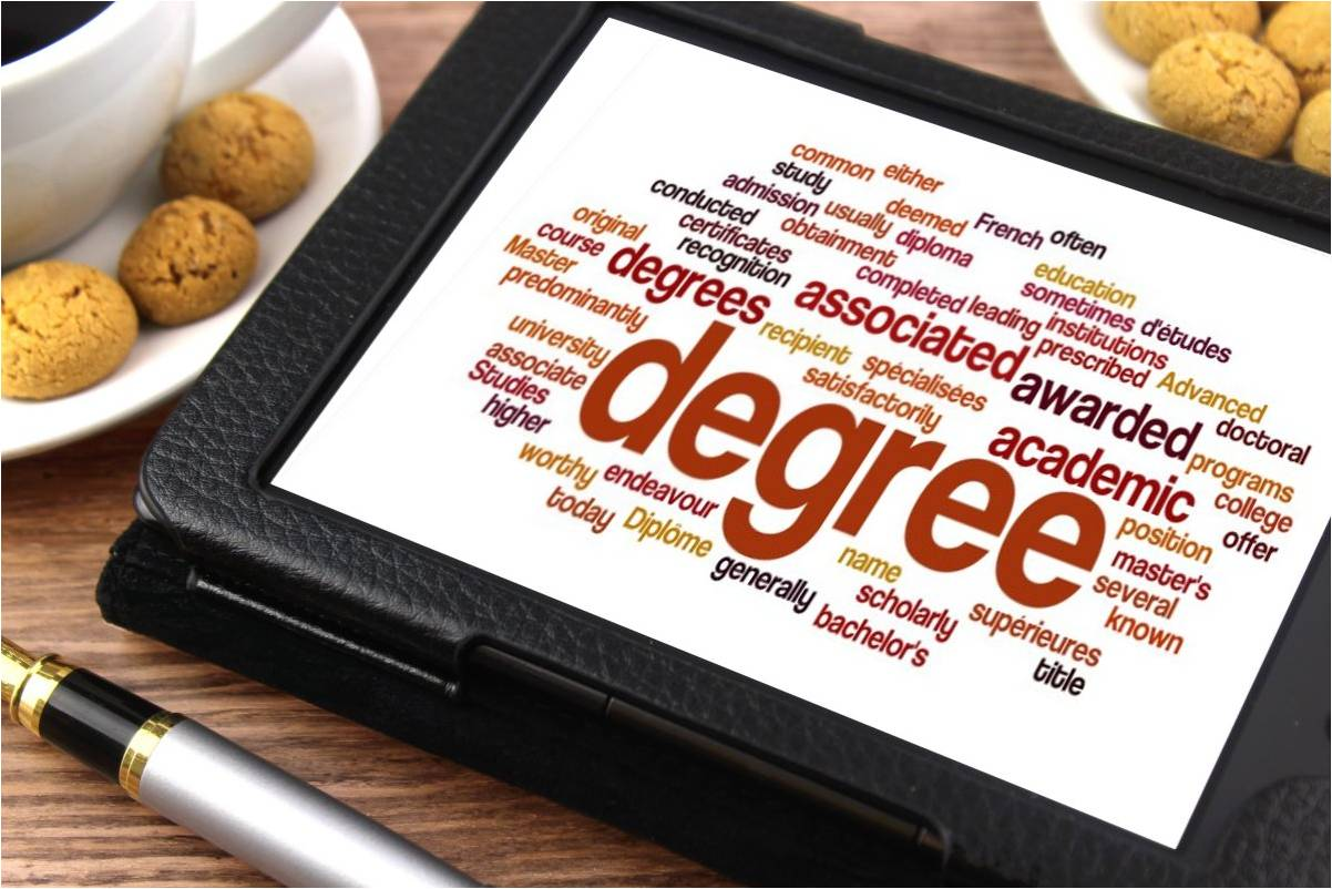 college degree