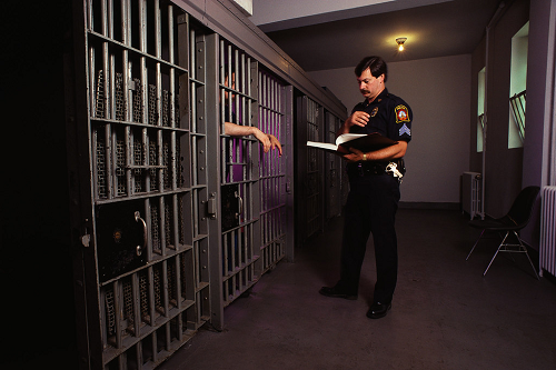 What Are the Daily Duties of a Corrections Officer