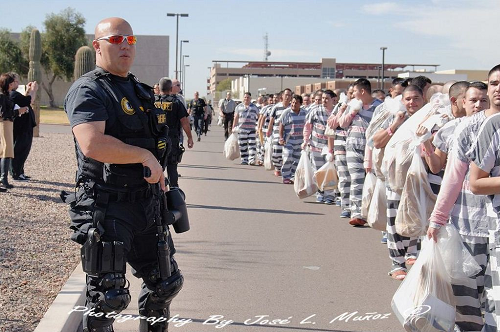 What Is the Career Outlook for Corrections Officers