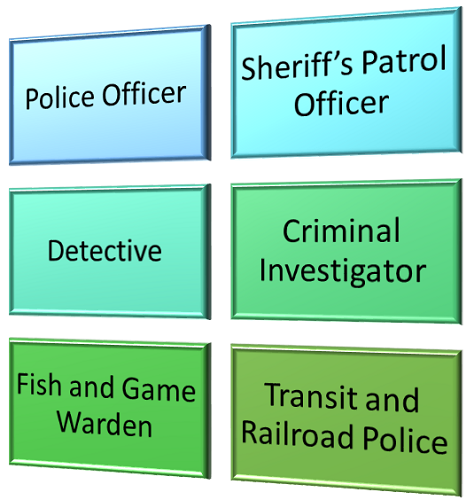 What Kinds of Jobs Are Available to Someone With a Criminal Justice Degree graphic