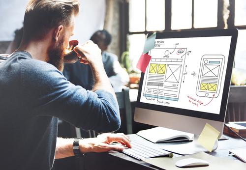 What is The Difference Between a Web Developer and a Graphic Designer