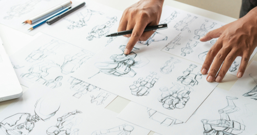 What are 5 Great Pieces of Advice for a Budding Animator?