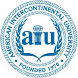 american intercontinental university seal