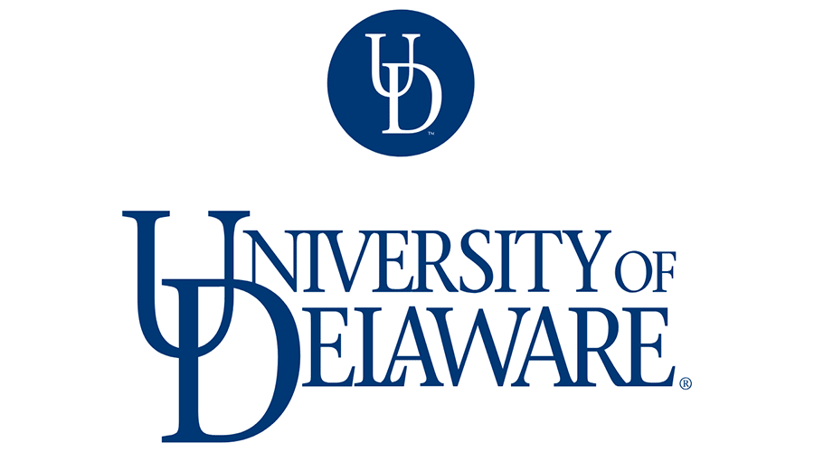 university of delaware vector logo
