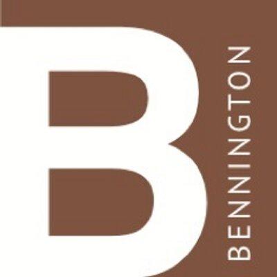 Bennington College B logo