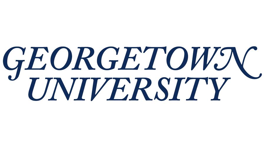 georgetown university vector logo 1
